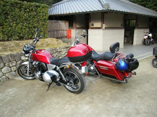 栗林公園Bikeモザイク