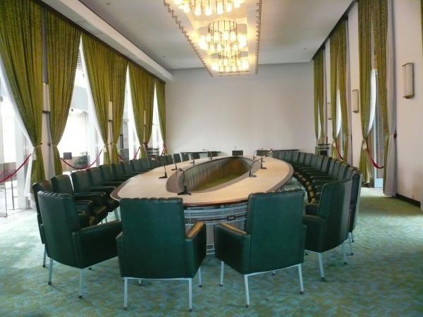 内閣会議室