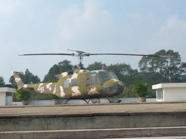 屋上ヘリポート