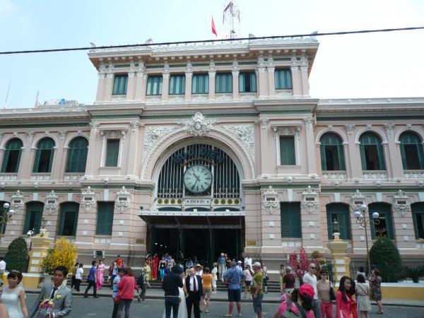 サイゴン中央郵便局