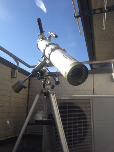 375 望遠鏡