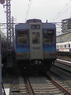 北総鉄道7000形(現存せず)