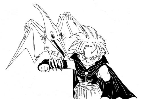 ドラゴン使い