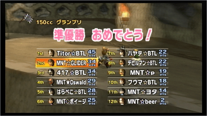 MNT vs BTL (3) 1GP