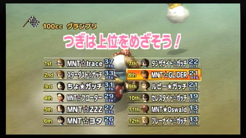 MNT vs ガッチ 3GP