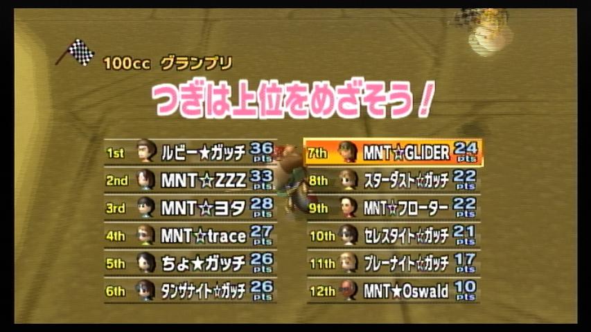 MNT vs ガッチ 2GP