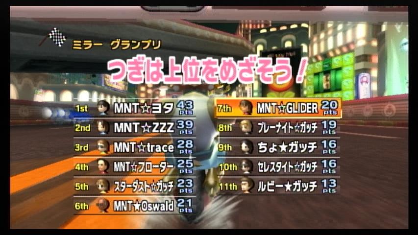 MNT vs ガッチ 1GP