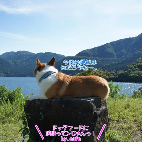 千条の滝からの湖尻水門【23.9.8】 NO17