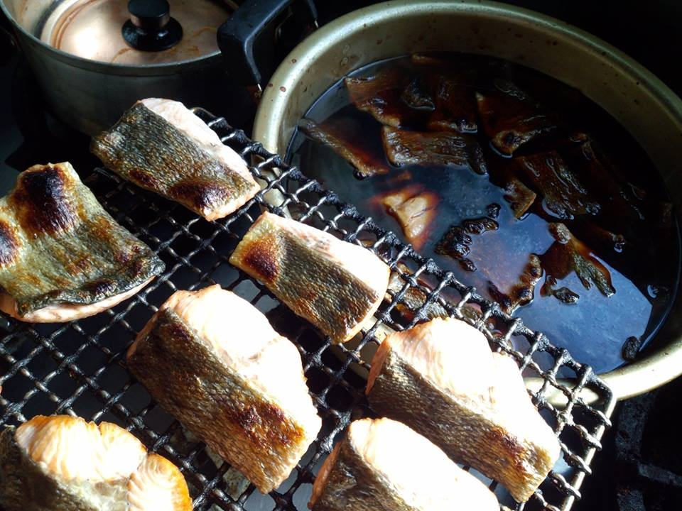 村上 鮭焼き漬け