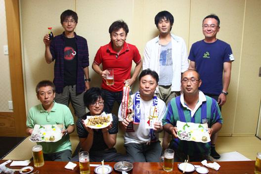 笹川流れ アオリイカ釣り 2011 イカップ