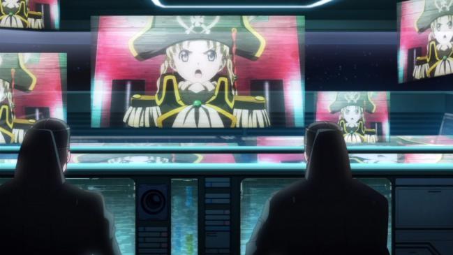 モーレツ宇宙海賊 #9 華麗なる船出