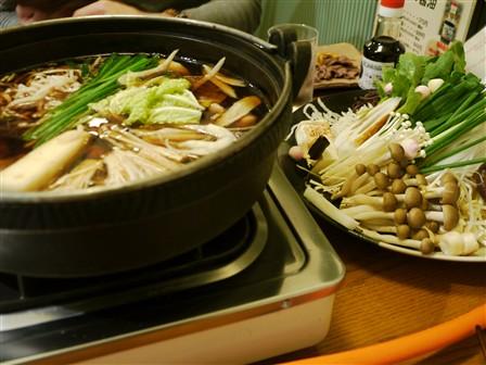 1201_カモ鍋