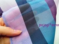 紫系の薄手セットン