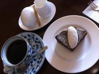 ジラソーレのケーキ
