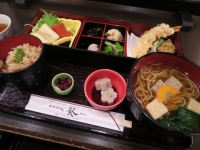 京都駅のいろいろ定食