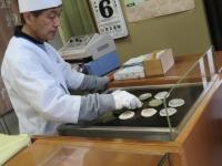 上賀茂神社前の焼き餅