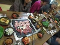 豚肉と牛肉のお店