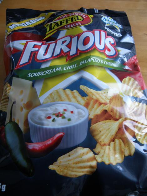 Poteto chips