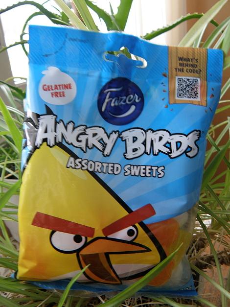 Angry Birds karkki