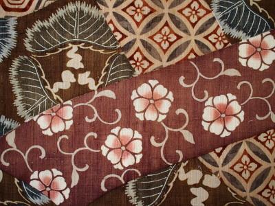 畳に擦ったりすると薄茶けて毛羽立ったような風合いになりますので注意。
