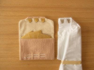 足袋は両国の喜久屋さんに送ってもらっています。コハゼは4枚です。