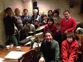 2012,1,29千駄木ジャンゴ練習会