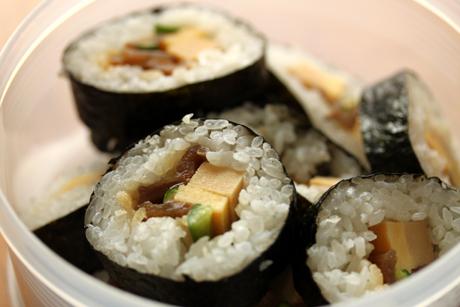 巻き寿司弁当3