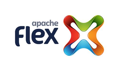 Apache Flex ロゴ