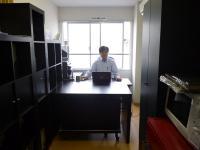 三宮先生のオフィス