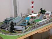 鉄道模型ミニレイアウト