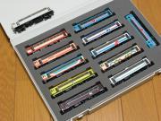 鉄道コレクション第15弾、収納ケース