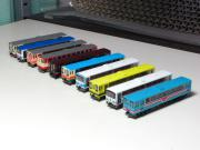 鉄道コレクション第15弾、車両