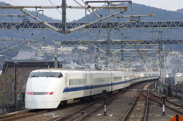 2012.1.28 京都 300系