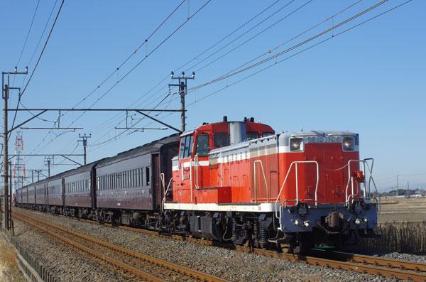 2012.2.4 巌根~袖ヶ浦 DE10