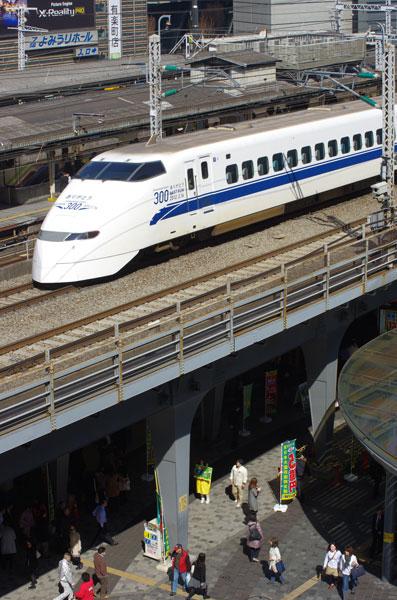 2011.2.24 有楽町 300系