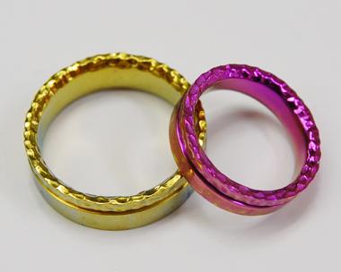 $結婚指輪&婚約指輪の沖縄で上手な見つけ方-チタンカラー