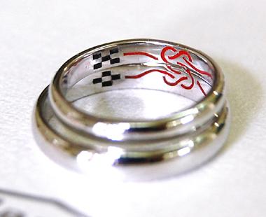 $結婚指輪&婚約指輪の沖縄で上手な見つけ方-沖縄結婚指輪刻印ミンサー柄むすび