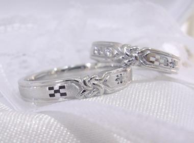 $結婚指輪&婚約指輪の沖縄で上手な見つけ方-沖縄縁起物結婚指輪チジリアレンジミンサー