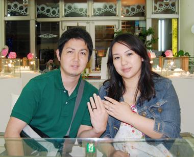 $沖縄結婚指輪&婚約指輪の上手な見つけ方-結婚指輪 沖縄