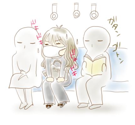ラクガキ置き場●仮●-マスク