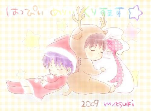 ラクガキ置き場●仮●-クリスマス