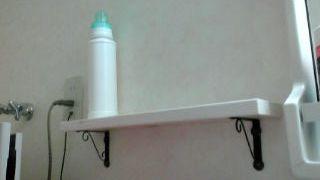 洗剤用の棚
