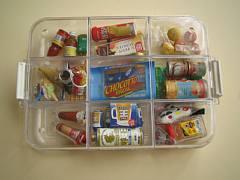 食玩収納ボックス