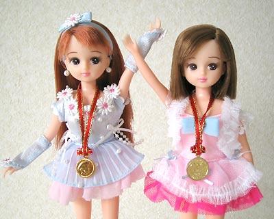 金メダル2人!