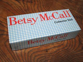 Betsy箱。