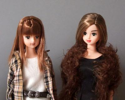 ナオミ姉妹。