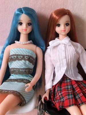 お人形教室ジェニー。