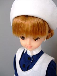 看護師ユリーシア。