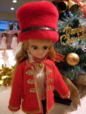 クリスマスリカちゃん2011