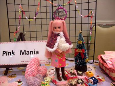 pink mania さんブース
